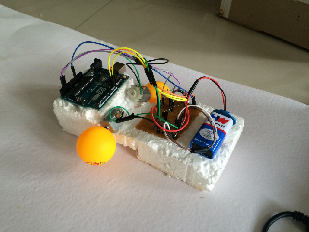 arduino summer project
