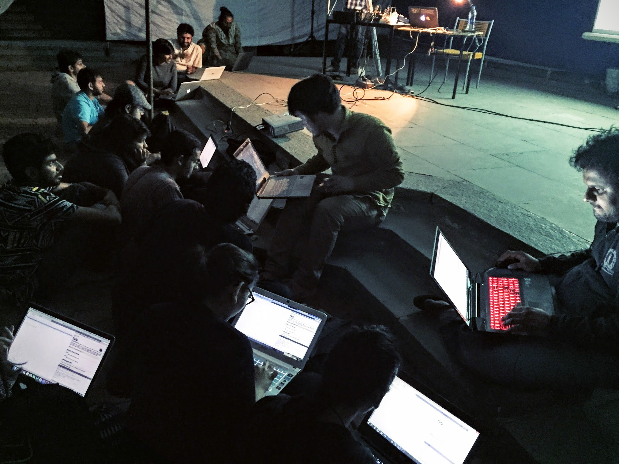 Programming as Performance Workshop – Shun Owada