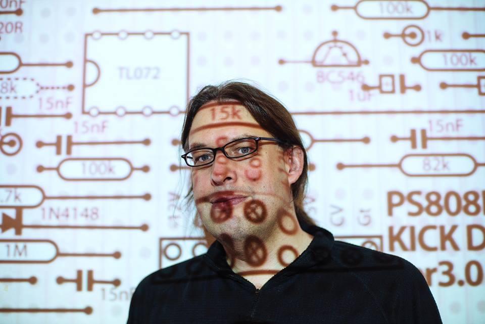 Wolfgang Spahn – Resident @ (Art)ScienceBLR