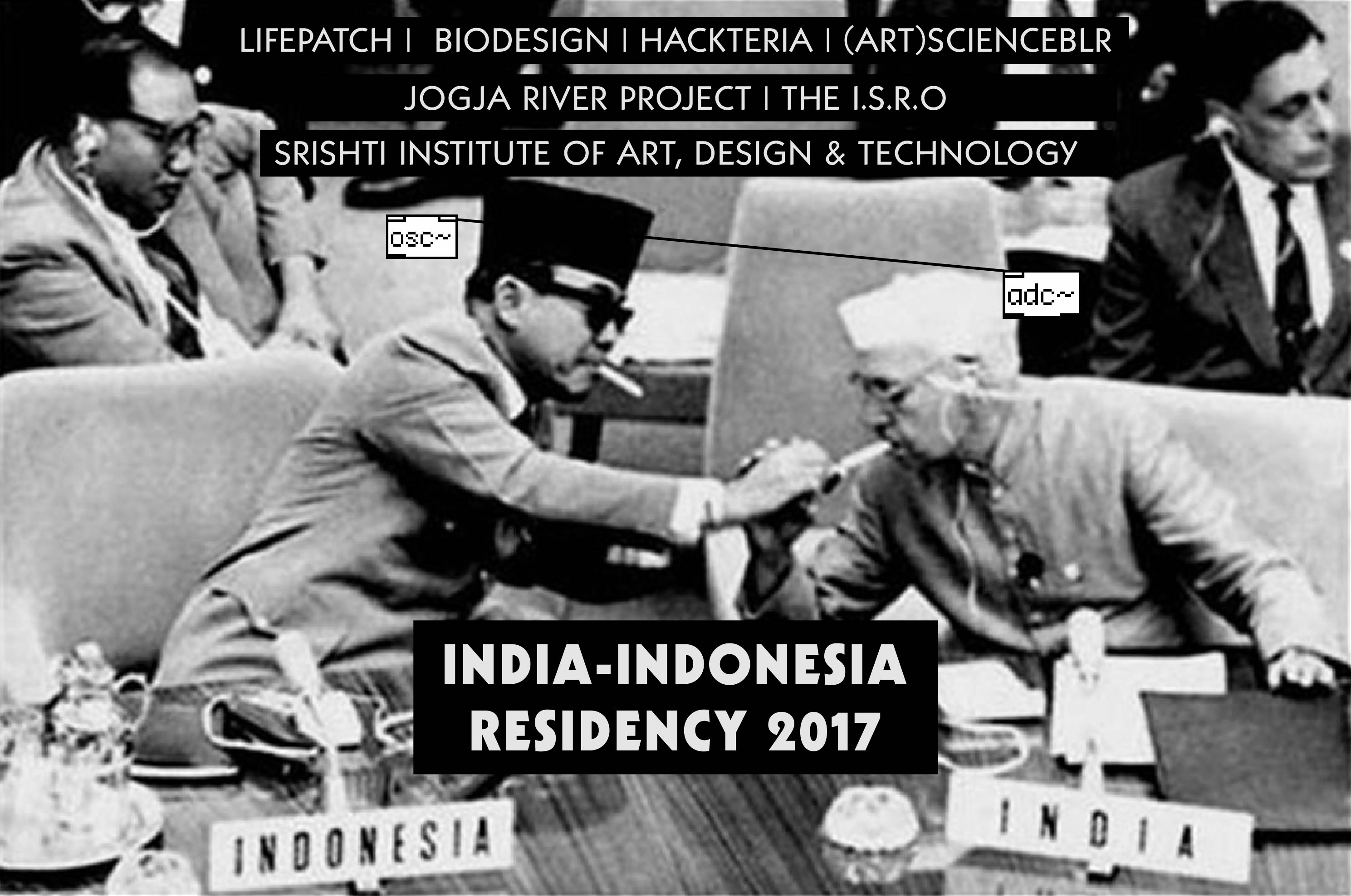 India-Indonesia Residency 2017