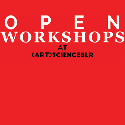 Saturday Open Lab Workshops in August