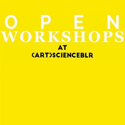 Saturday Open Lab Workshops in September