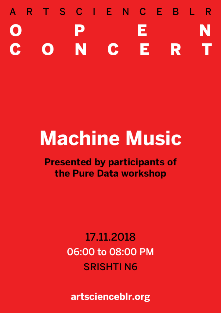 open concert pure data